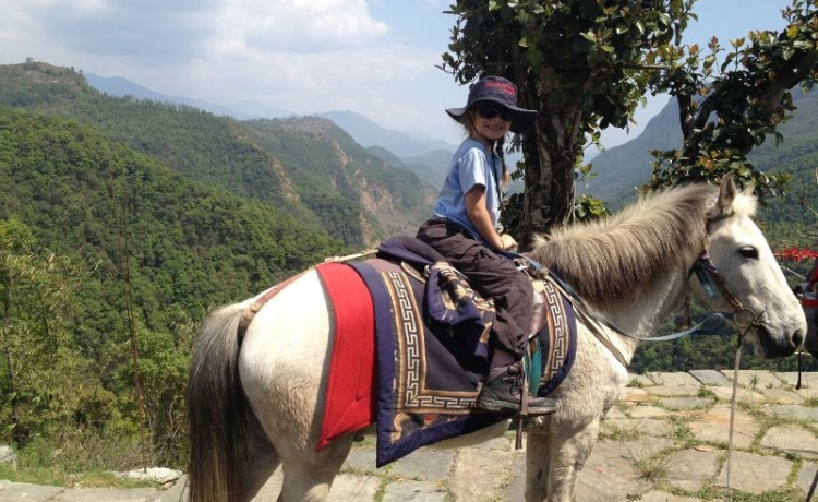 Pony Treks in Nepal