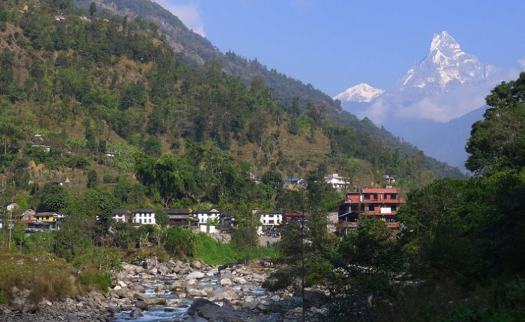 Short and Easy Trekking in Nepal