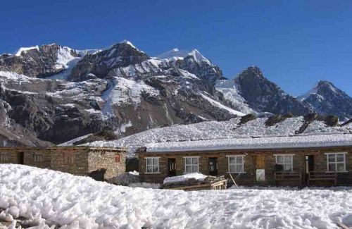 Annapurna High Camp