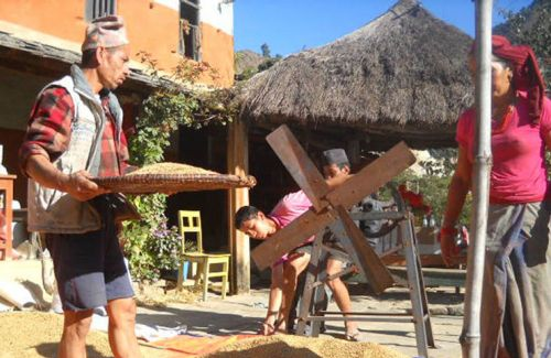 Sirubari Village tour