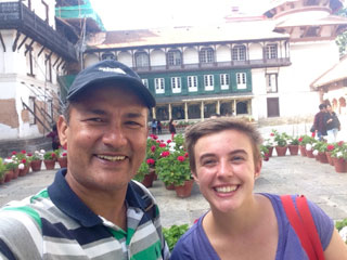 AMAZING Walking Tour through historic Kathmandu
